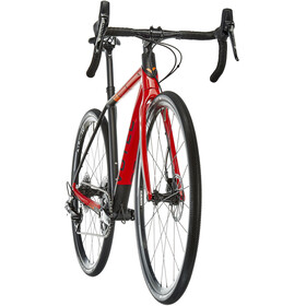 VOTEC VRX Pro - Gravel - red/black